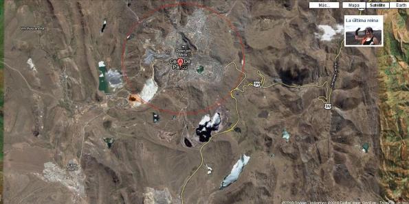mina y población