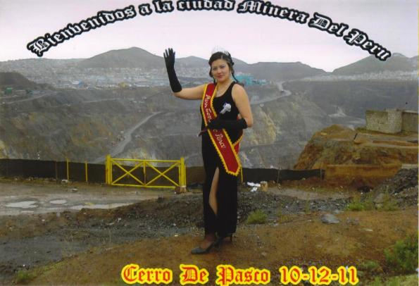 Miss Cerro de Pasco