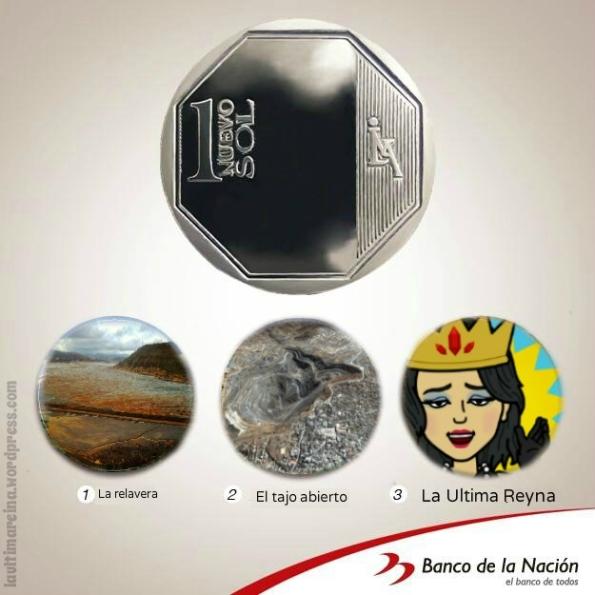 """Cerro de Pasco en la Serie Numismática """"Riqueza y Orgullo del Perú"""""""