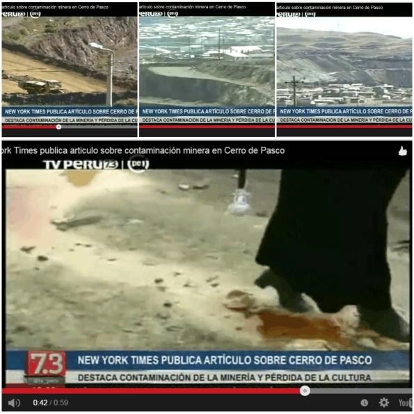 Imágenes de La Ultima Reyna utilizadas por TVPeru sin créditos respectivos ni autorización
